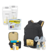Medela Pump in Style Double Breast Pump Bundle