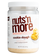 Nuts'N More Cookie Dough Powdered