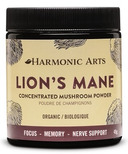 Harmonic Arts Lion's Mane Concentrated Mushroom Powder