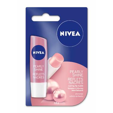 Nivea Pearly Shine Lip Care