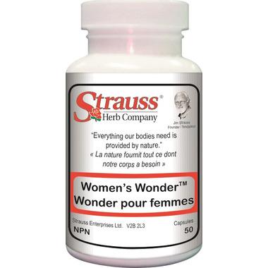 Strauss Herb Company Woman\'s Wonder
