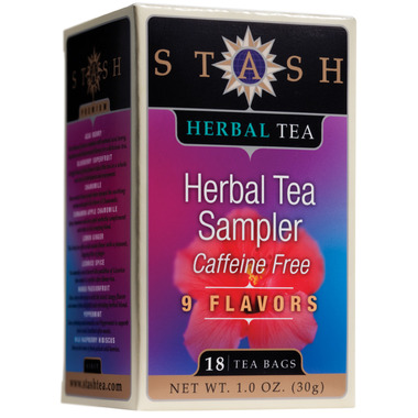 Stash Premium Herbal Tea Sampler
