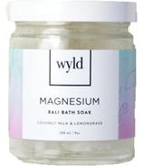 Wyld Skincare Magnesium Bali Bath Soak