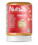 NuttZo Power Fuel Crunchy Paleo Nut & Seed Butter
