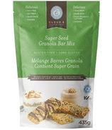 Cloud 9 Gluten Free Super Seeds Granola Bar Mix