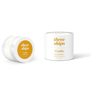 Three Ships Vanilla Lip Exfoliator