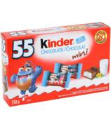 Kinder Chocolate Minis Halloween 55 Pack