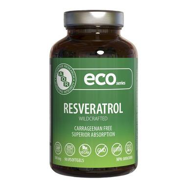 AOR Eco Series Wildcrafted Resveratrol
