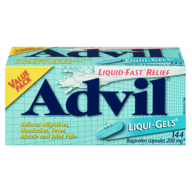Buy Advil Liqui-Gels from Canada at Well.ca - Free Shipping