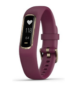 Garmin Vivosmart 4 Berry With Light Gold