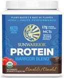 Sunwarrior Warrior Protein Blend Chocolate