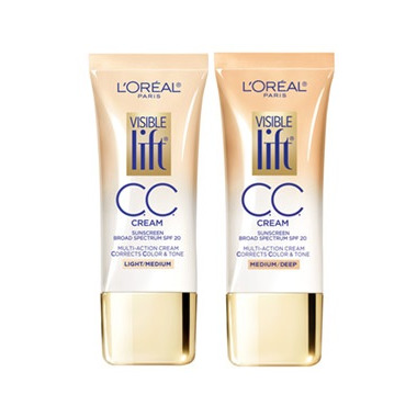 L\'Oreal Paris Visible Lift CC Cream