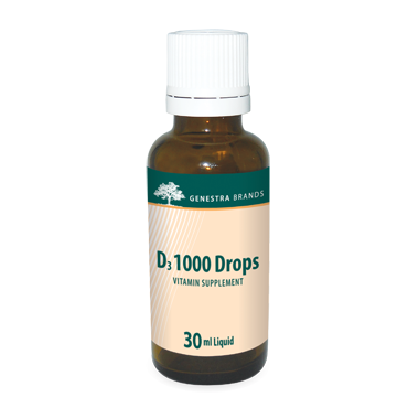 Genestra D3 1000 Drops