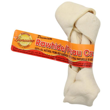 Masters Best Friend Banded Rawhide Bone 4-5 Inches