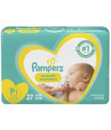 Pampers Swaddlers Preemie Diapers