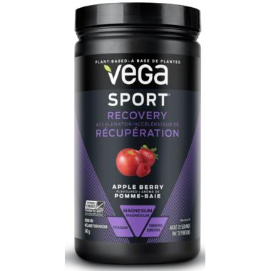 Vega Sport Recovery Accelerator Apple Berry