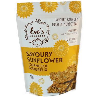 Eve\'s Crackers Savoury Sunflower