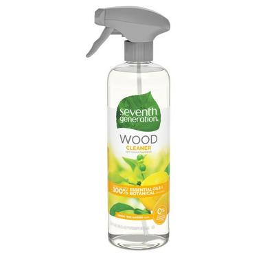 Seventh Generation Wood Cleaner Lemon Tree Garden