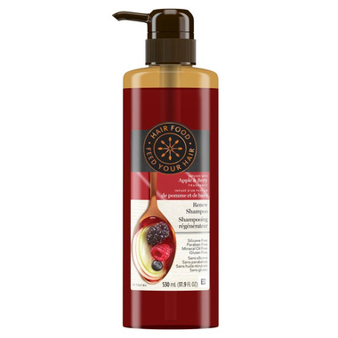 Hair Food Apple Berry Renew Shampoo