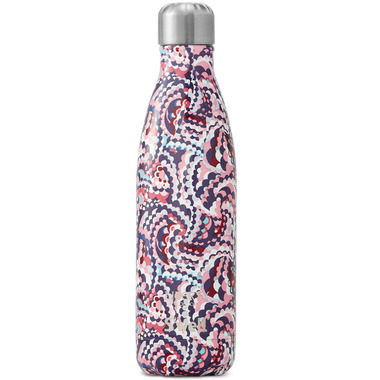 S\'well Stainless Steel Water Bottle Dancing Feathers