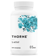 Thorne Research 5-MTHF 1mg Vitamin