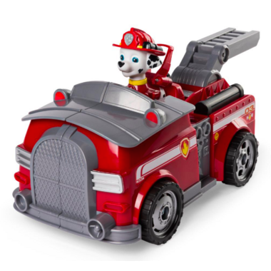 Paw Patrol Flip and Fly Vehicle Marshall