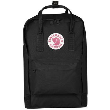 Fjallraven Kanken Laptop 15 Inch Backpack Black
