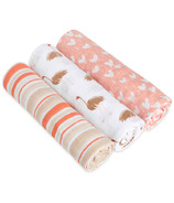 aden + anais Classic Swaddles Flock Together