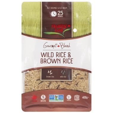 Floating Leaf Wild Rice & Brown Rice