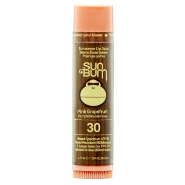 Sun Bum Sunscreen Lip Balm SPF 30 Pink Grapefruit