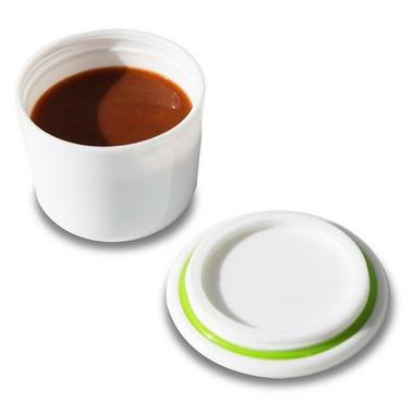 Box Appetit Sauce Pot White