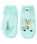 ZOOCCHINI Baby Knit Mittens Allie the Alicorn
