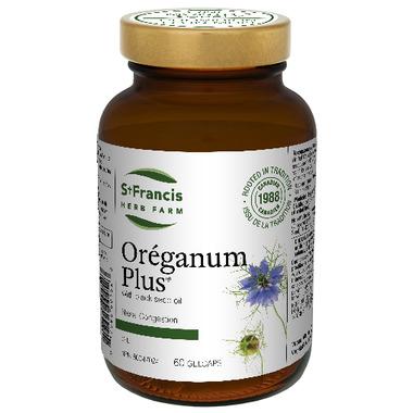 St. Francis Herb Farm Oreganum Plus Capsules