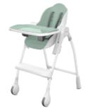 Oribel Cocoon High Chair Pistachio Macaron