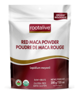 Rootalive Organic Red Maca Powder