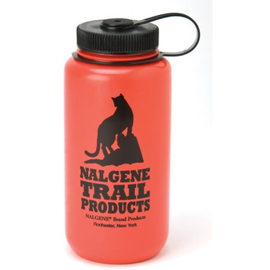 Nalgene 32 Ounce Wide Mouth Loop Red
