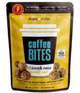 Pure Food by Estee BeStrong Coffee Bites Chocolate Mocha