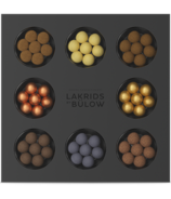 Lakrids Black Selection Gift Box Chocolate Coated Liquorice