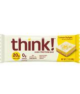 think! High Protein Bar Lemon Delight