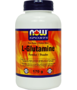 NOW Sports L-Glutamine Free Form Powder