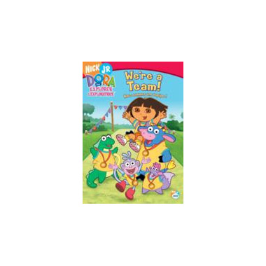 Buy Dora The Explorer We Re A Team Full Screen At Well Ca Free