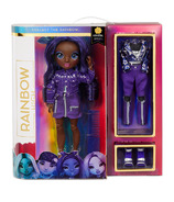 Rainbow High Fashion Doll Krystal Bailey Indigo