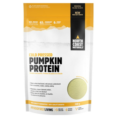 North Coast Naturals Cold Pressed Pumpkin Protein