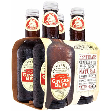 Fentimans Botanically Brewed Traditional Ginger Beer