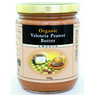Nuts to You Organic Valencia Peanut Butter