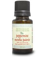 Organika 100% Pure Peppermint Essential Oil