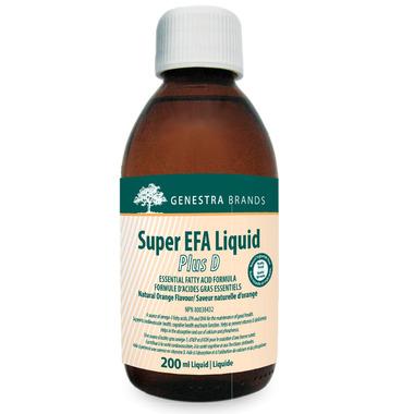 Genestra Super EFA Liquid Plus D