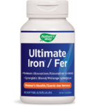 Nature's Way Ultimate Iron