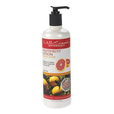 Mill Creek Grapefruit Hand & Body Lotion