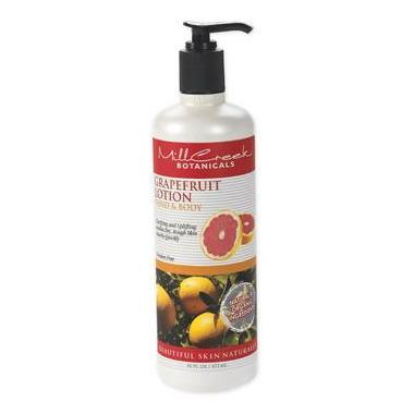 Mill Creek Grapefruit Hand & Body Lotion